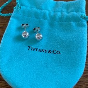 Tiffany Ball Earrings